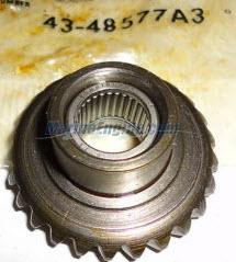 Mercury 4.5, 6, 7.5, 9.8, 10 HP forward gear 43-48577A 3