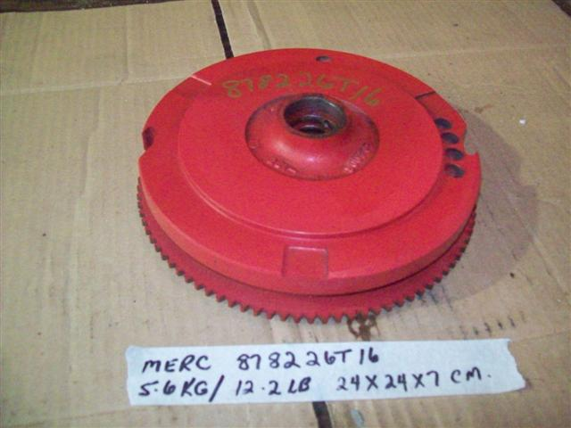 Mercury mariner flywheel 878226T16 9008A58