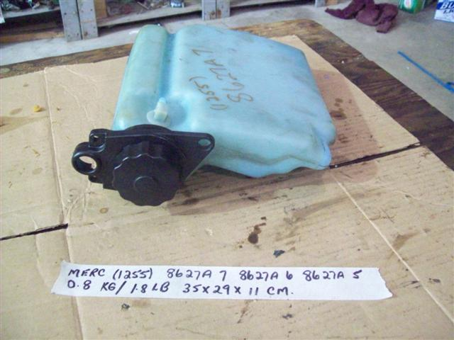 Mercury mariner oil injection tank 8627A 7, 8627A 6, 8267A 5