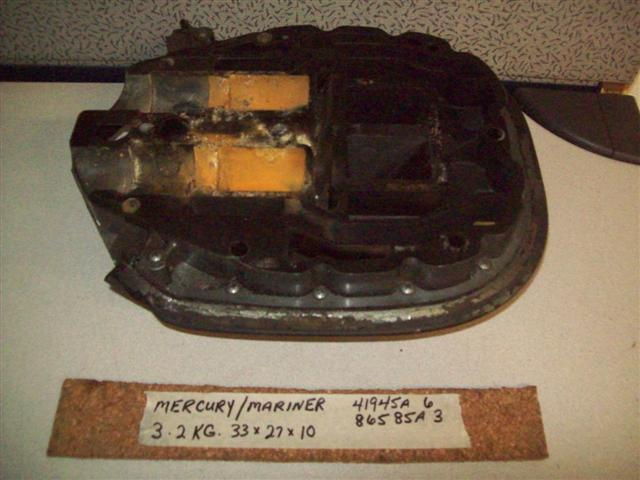 Mercury Mariner 135-225HP Plate Assembly 41945A 6, 86585A 3